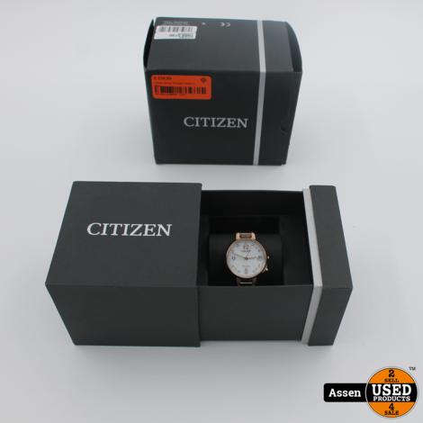 Citizen Dames Horloge || nieuw in doos