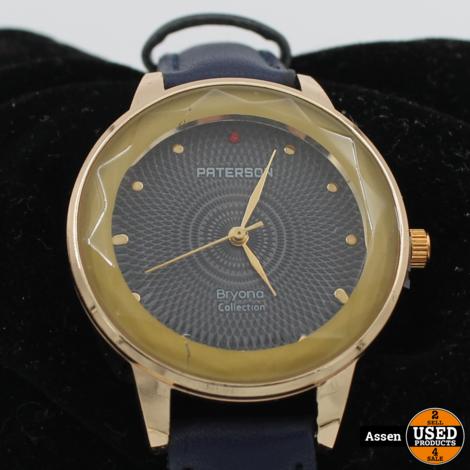 Paterson Dames Horloge