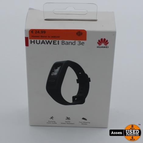 Huawei Band 3e |NIEUW