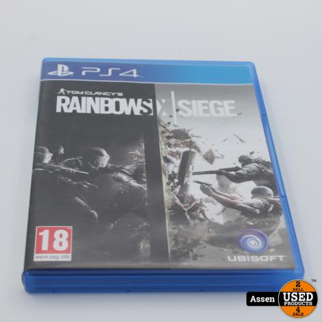 Rainbow Seige Ps4