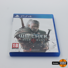 ps4 The Witcher Ps4 Game