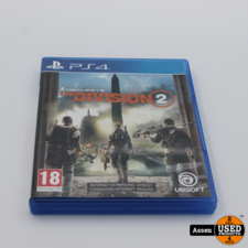 playstation The Division 2 PS4 Game