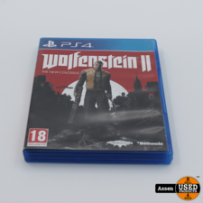 ps4 Wolfenstein 2