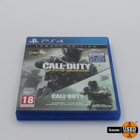 Call of Duty Infinite PS4