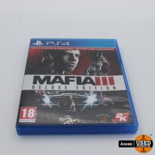 playstation Maffia III Playstation 4
