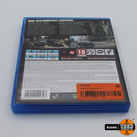 Maffia III Playstation 4