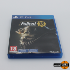 playstation Fallout 76 ps4 game