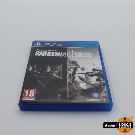 R6S Ps4 game
