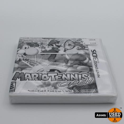 Mario Tennis Open (Geen Originele Doos) | 3DS Game