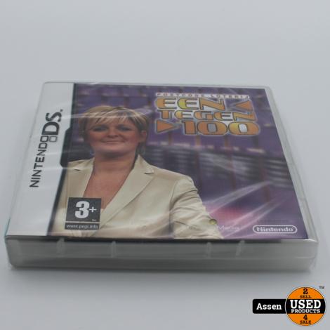 1 tegen 100 DS Game