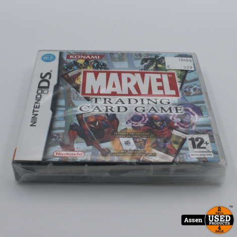 Marvel Trading Card Game | NDS Game