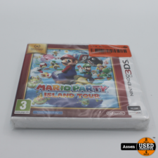 ds Mario party island tour nintendo 3ds