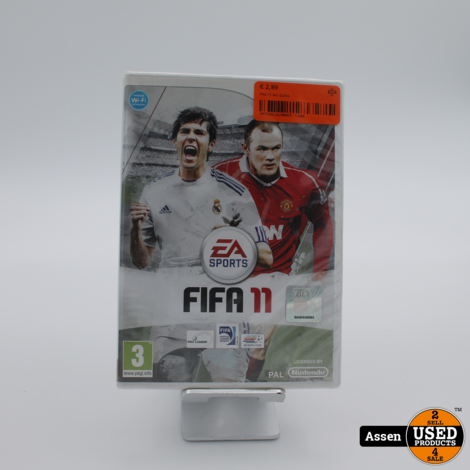 Fifa 11 Wii Game