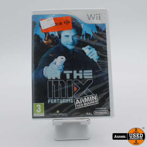 In The Mix | Wii Game