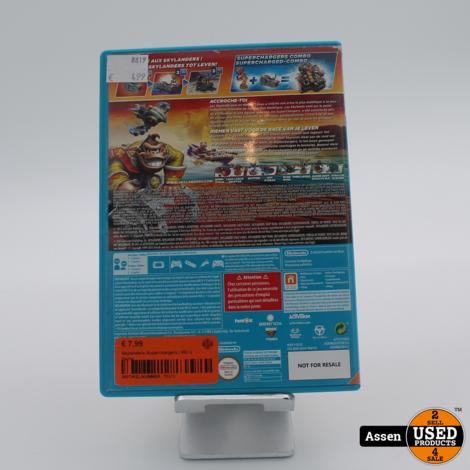 Skylanders Superchargers | WII U Game
