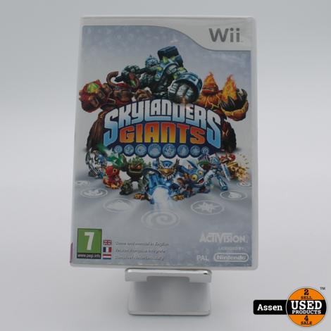 skylanders giants || wii Game