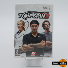 wii Topspin 3 Wii Game