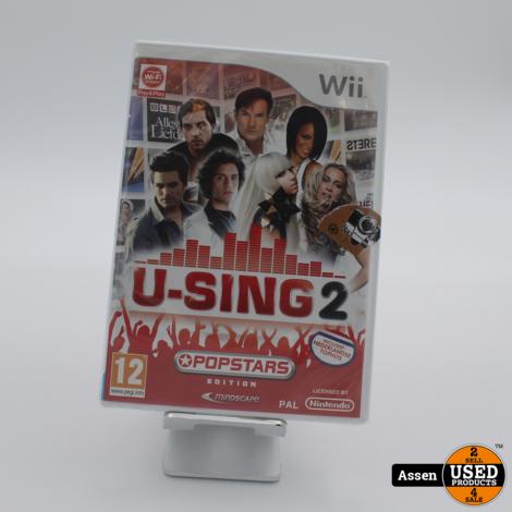 U-sing 2 || wii game
