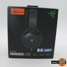 Razor Kraken USB    Headset Compleet in doos
