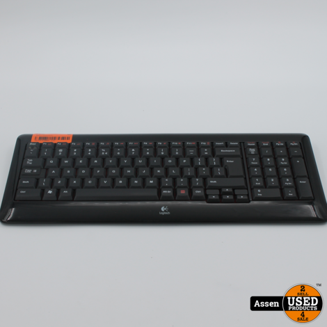 logitech toetsenbord