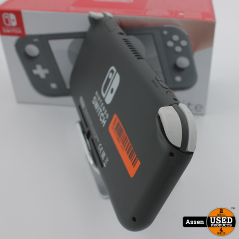 Nintendo Switch Lite    In Doos