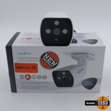 Nedis CCTV-beveiligingscamera | Bullet | Full HD |