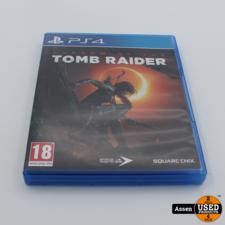 Tomb Raider Ps4