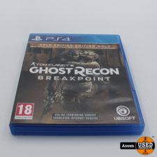 ps4 Ghost Recon PS4