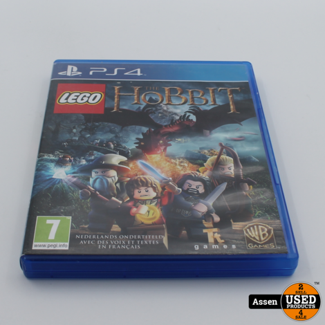 Lego The Hobbit PS4 Game