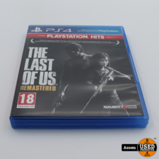 ps4 Last of Us PS4 Game