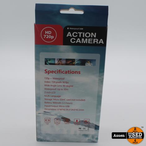 Action Camera 720P | in doos