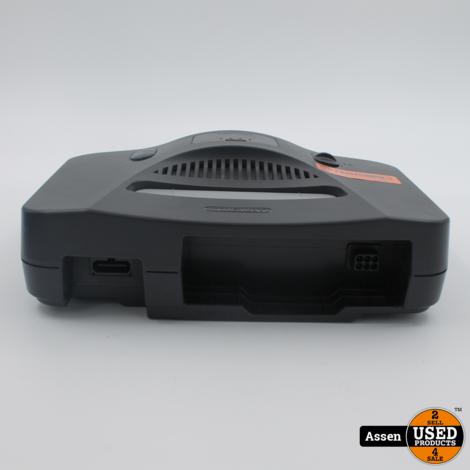Nintendo 64 Console Compleet met kabels en 2 Controllers
