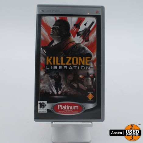 Killzone - Liberation PSP game