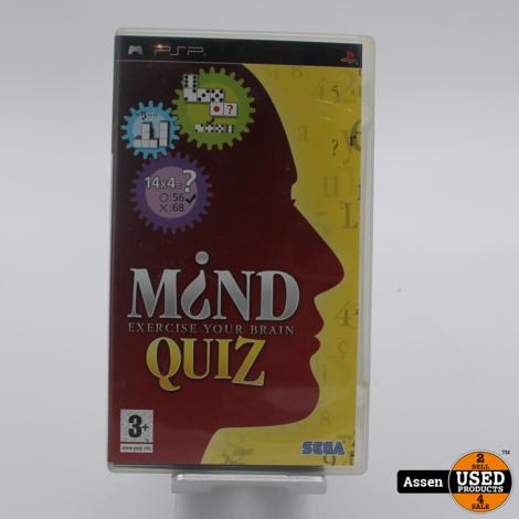 Mind Quiz | PSP Game