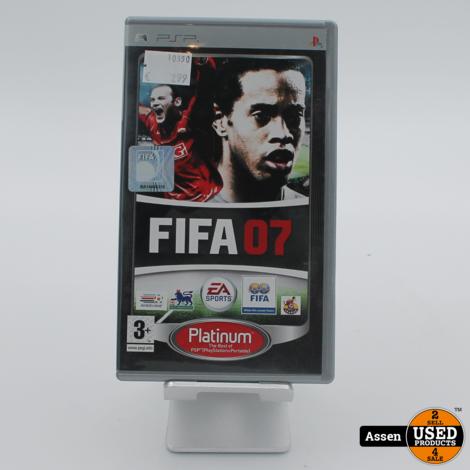 FIFA 07   PSP Game