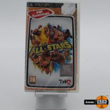 psp WWE All Stars | PSP Game