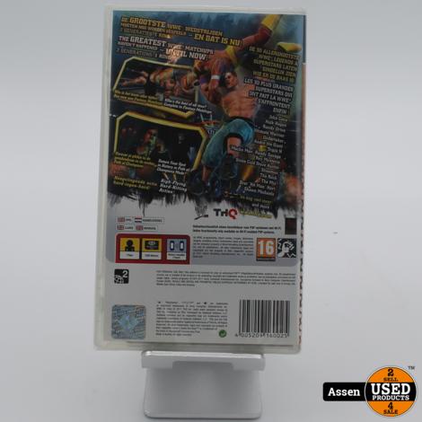 WWE All Stars | PSP Game