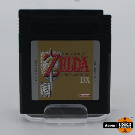 Zelda Link's Awakening GBA