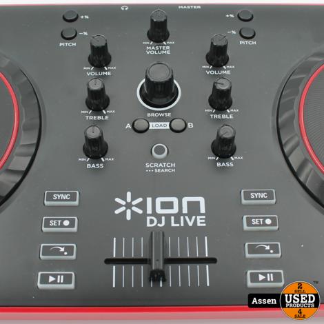 ION DJ Live set