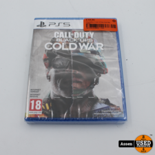 playstation Playstation 5 Call of Duty Cold War Game