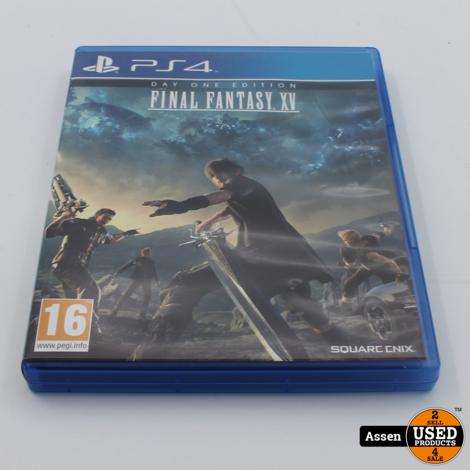 Final Fantasy Ps4 Game