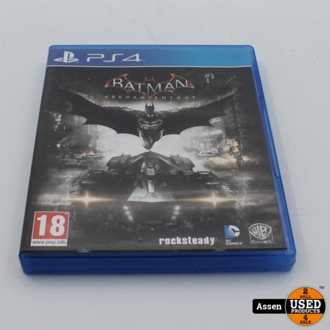 Batman Ps4 Game