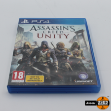 playstation Assassins Creed Unity PS4 Game