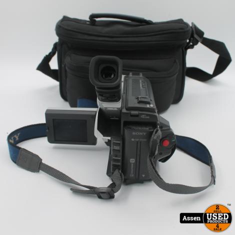 Sony DCR-TRV120 Digital 8 Camera || Compleet