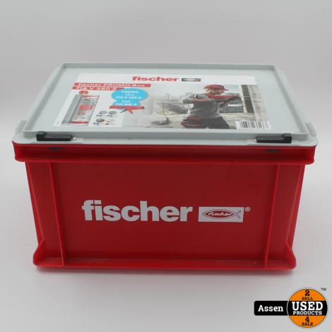 Fischer Injectiemortel    NIEUW IN DOOS