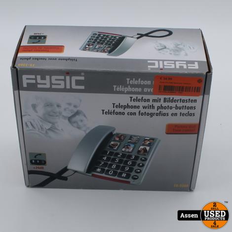 Fysic FX-3360 Senioren Telefoon