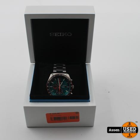 Seiko Solar Chronograph Horloge