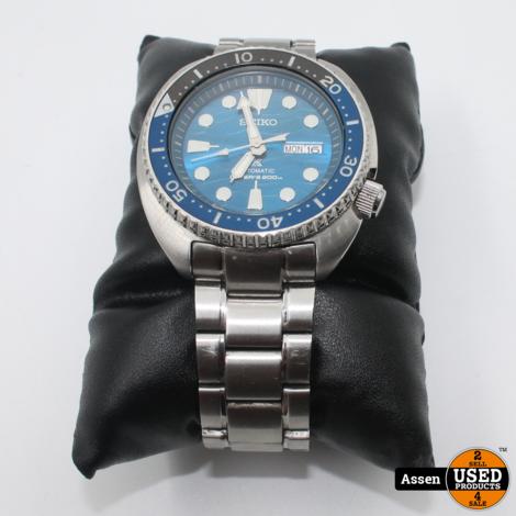 Seiko Save The Ocean Heren Horloge