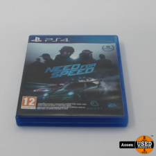 ea Need For Speed Ps4 Game