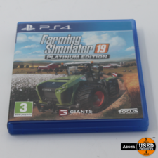 Farming Simulator 19 ps4 game